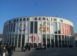 Clear blue sky at the annual Fruit Logistica in Berlin